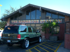 Photo of The Barbecue Station's exterior.