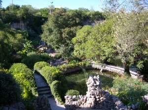 Sunken Gardens San Antonio Tourist