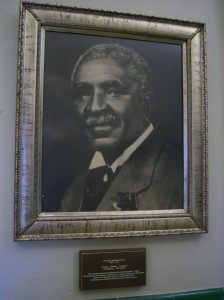 Photo of George Washington Carver