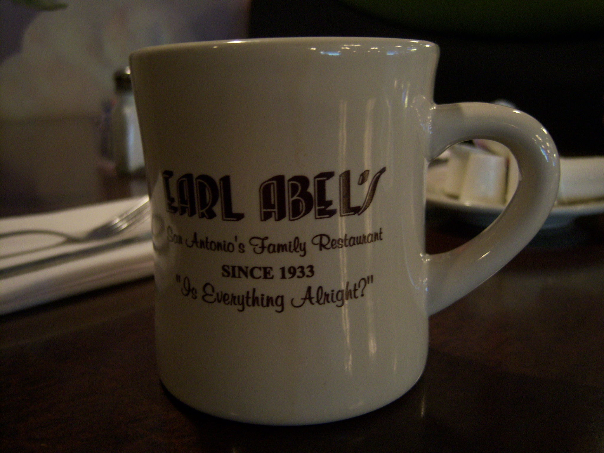 Coffee cup family restaurant - Frankly I M Still Not Over Earl Abel S Moving From Its Long Time Location On Broadway At Hildebrand To 1201 Austin Highway But A Slice Of Pie And A Cup Of
